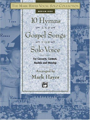 The Mark Hayes Vocal Solo Collection