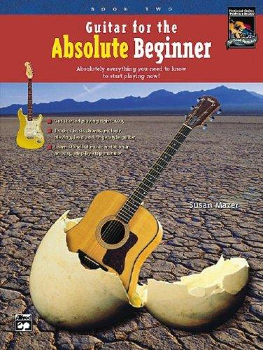 Download Guitar for the Absolute Beginner, Book 2