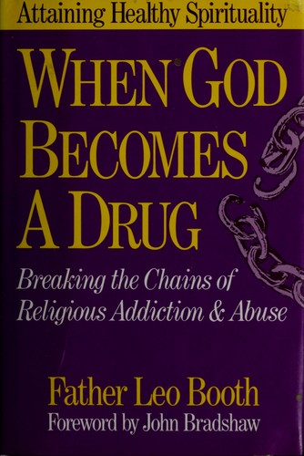 When God becomes a drug