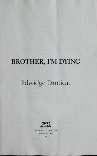 Download Brother, I'm dying