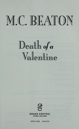 Download Death of a valentine