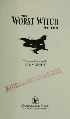 Download The worst witch at sea