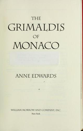 The Grimaldis of Monaco