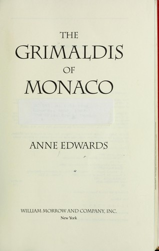 Download The Grimaldis of Monaco