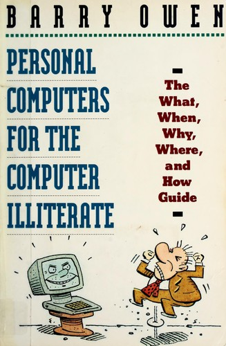 Personal Computers for the Computer Illiterate