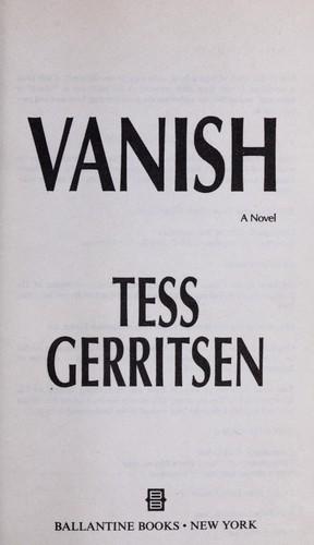 Download Vanish