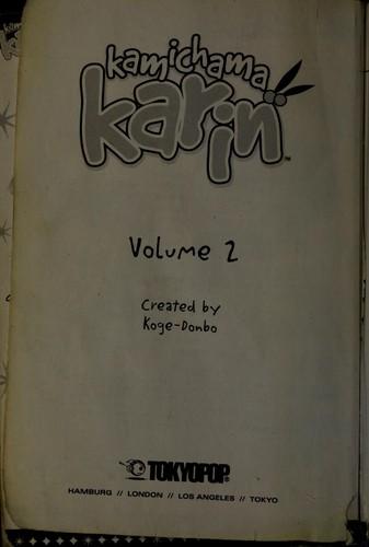 Download Kamichama Karin.