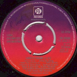 The Love Unlimited Orchestra - Love's Theme (Single Version)