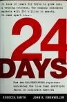 Cover of: 24 days