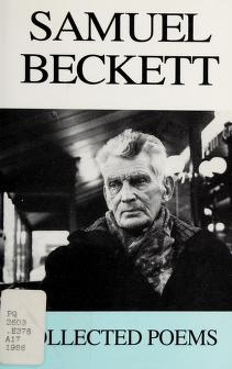 Cover of: Collected poems, 1930-1978 | Samuel Beckett