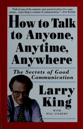 How To Talk To Anyone, Anytime, Anywhere PDF Free Download