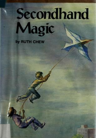 Cover of: Secondhand magic | Ruth Chew