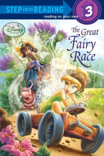 The Great Fairy Race by RH Disney, Tennant Redbank