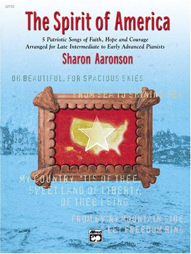 The Spirit of America by Sharon Aaronson