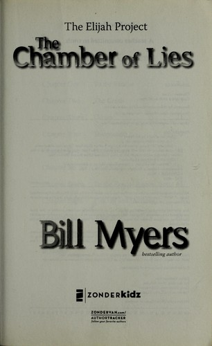 Chamber of lies by Bill Myers