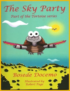 The Sky Party by Bosede Docemo