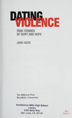 Dating violence by Hicks, John