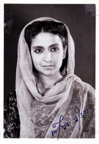 Photo of Amrita Pritam