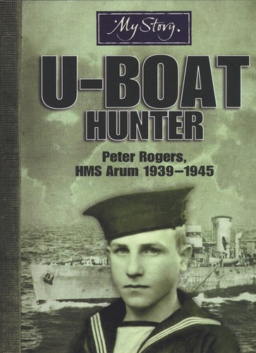 U-Boat Hunter Peter Rogers by