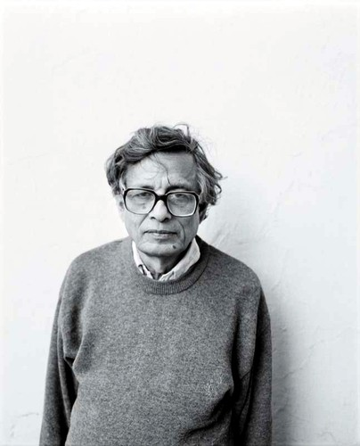 Photo of Irfan Habib